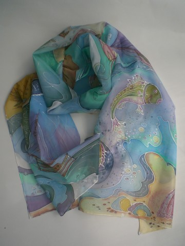 Scarf  Sea depths