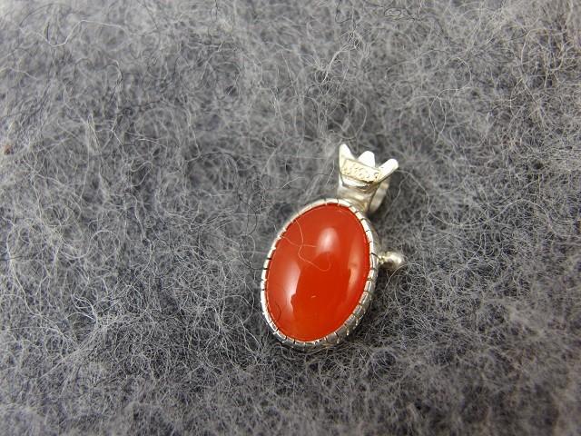 karūnuota oranžinė gilė