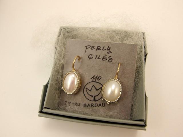 perlų gilės